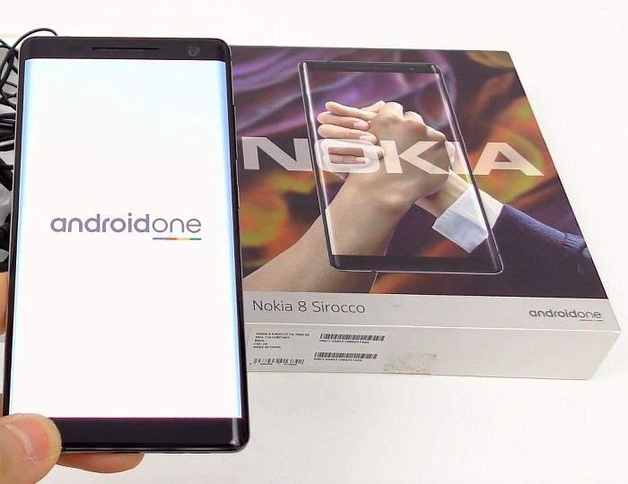 Nokia 8 Sirocco recenzija