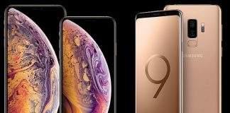 Apple iPhone XS ili Samsung Galaxy S9+