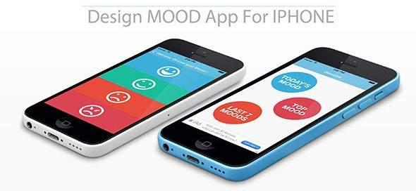 Mood aplikacija za iphone