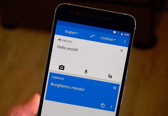 aplikacija google prevoditelja