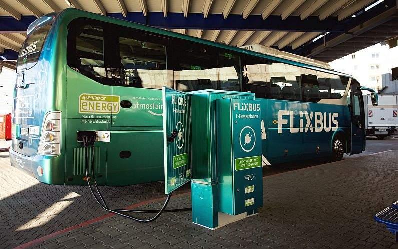 električni autobus