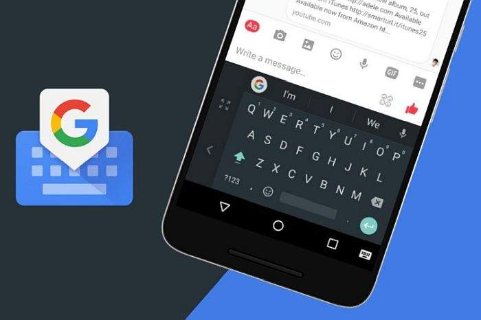 google keyboard gboard