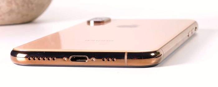 iphone xs izgled