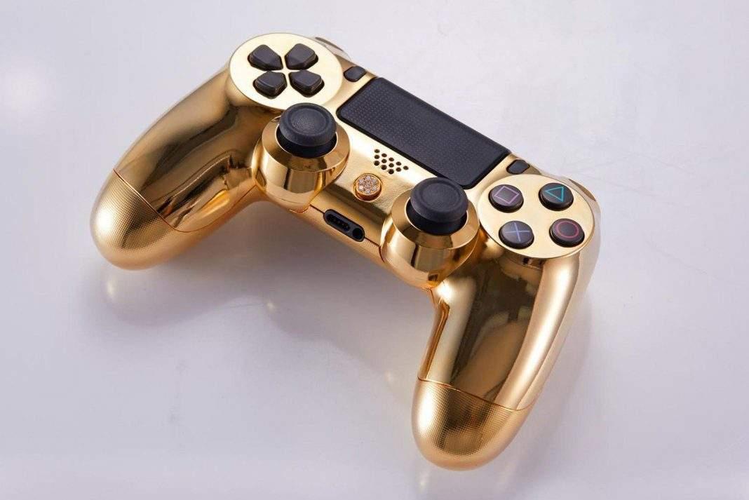 kontroler za video igre - brikk-lux-dualshock-4-playstation-kontroler