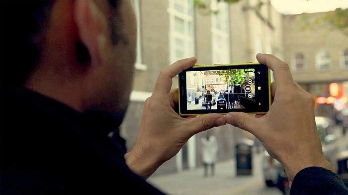 slikanje sa smartphoneom
