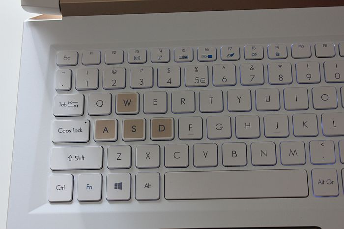 Acer Predator Helios 300 tastatura