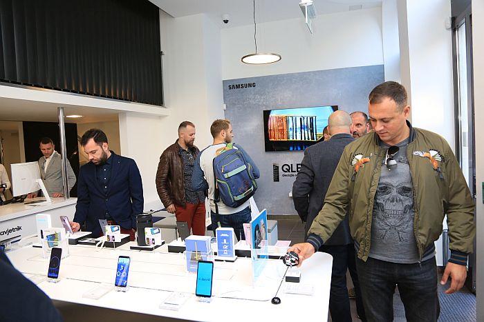 Otvorenje novog Samsung premium servisnog centra za korisnike u Splitu