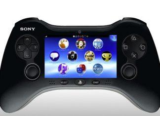 ps touchscreen kontroler
