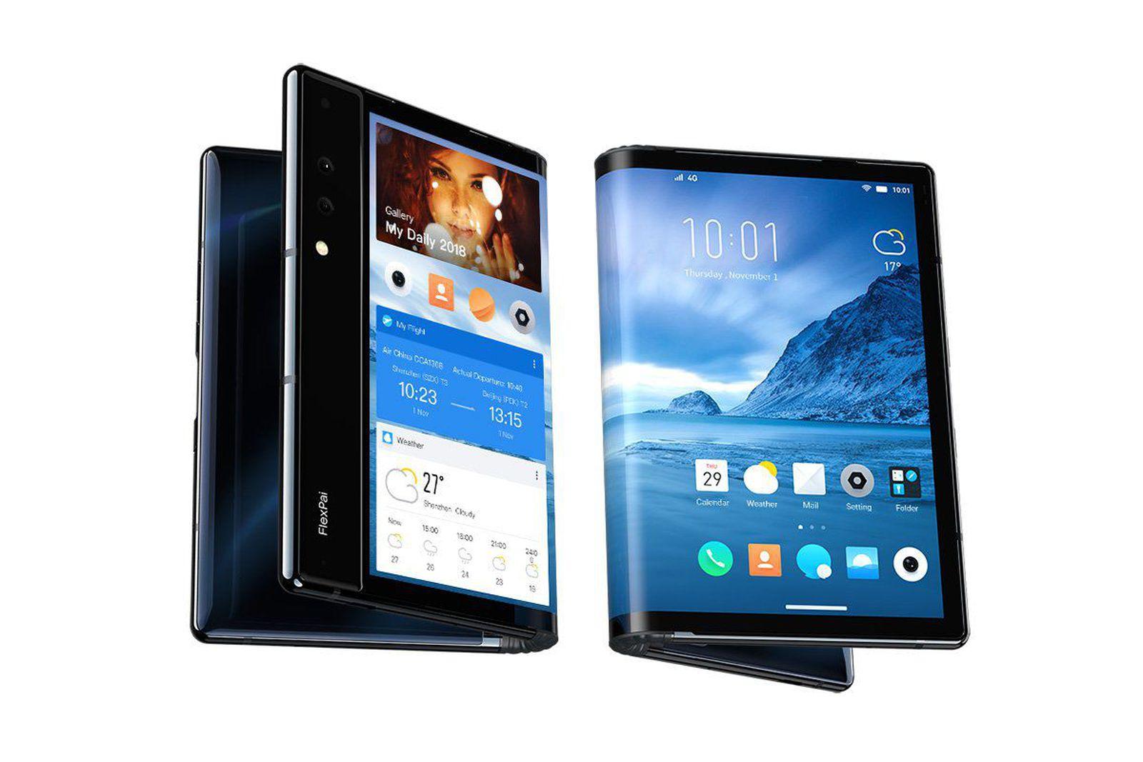 savitljiv zaslon pametni telefon