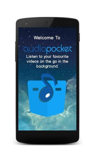 Audiopocket