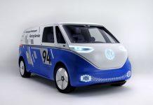 elektirčni automobil vw