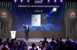 Huawei predstavio najbolji poslužiteljski procesor – ARM CPU Kunpeng 920