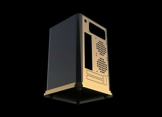ArtekLux mini ITX PC case