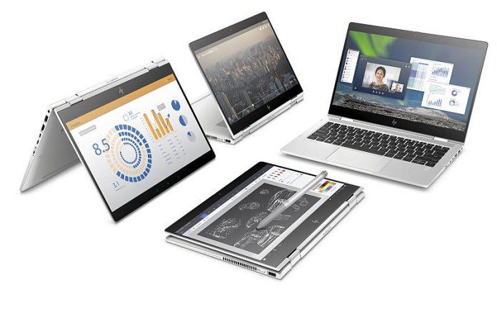 HP EliteBook x360 830 G5_Four Modes