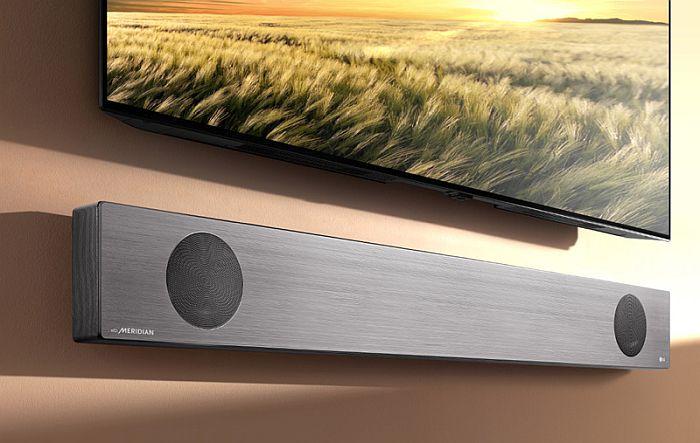 LG Dolby Atmos zvučnici