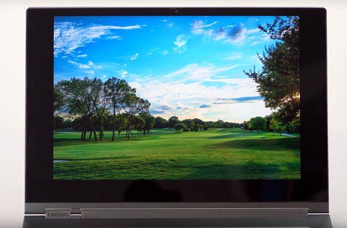 Lenovo Yoga C930 ekran