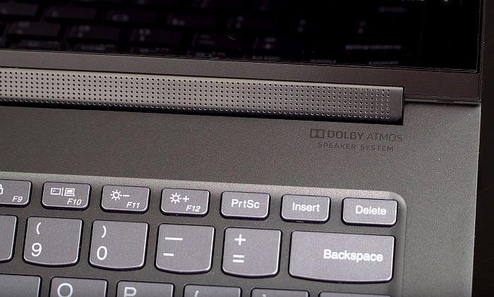 Lenovo Yoga C930 zvuk