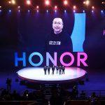 Mr. George Zhao spoke at the HONOR Fans Fest in Beijing