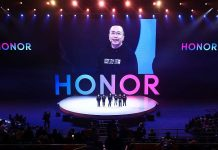 Mr. George Zhao spoke at the HONOR Fans Fest in Beijing