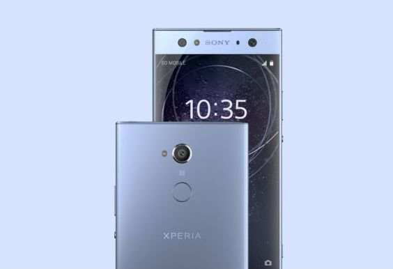 Sony Xperia XA3