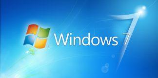 Windows 7 kraj supporta