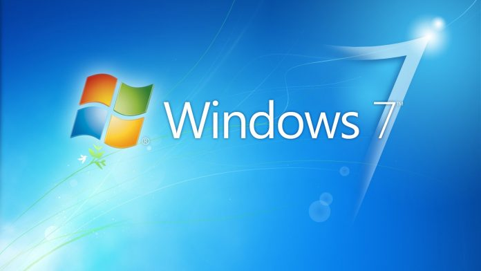 Windows 7 kraj supporta