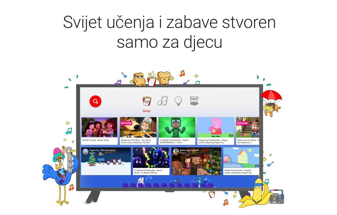 Google u Hrvatskoj predstavio YouTube Kids | PC CHIP