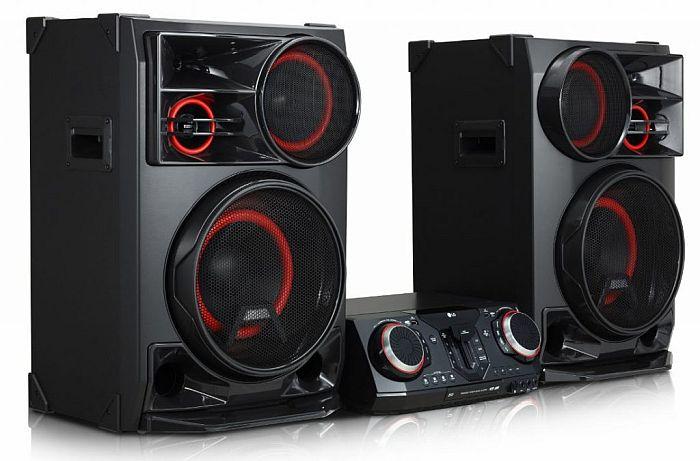 LG XBOOM zvučnici