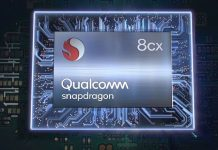 procesor qualcomm 8cx