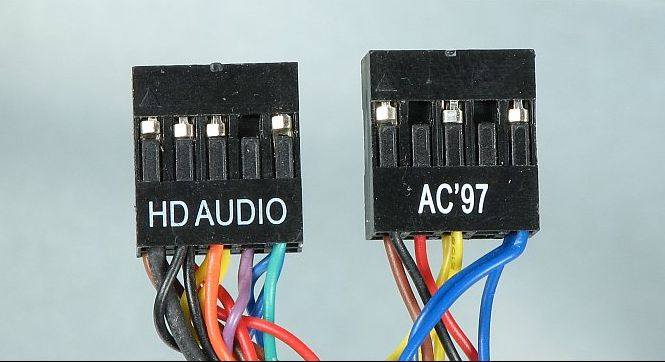 HD Audio ili AC97