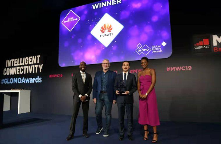 Huawei Mate 20 Pro nagrada