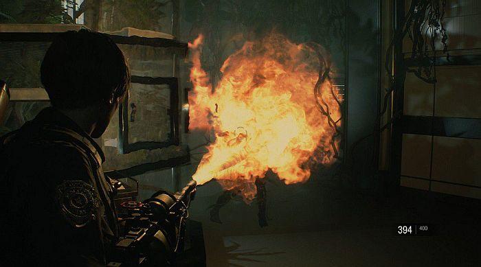 Resident Evil 2 Remake oružja