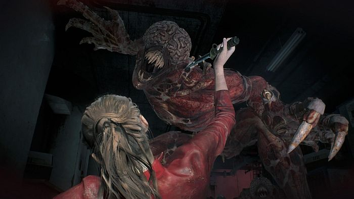Resident Evil 2 Remake tips