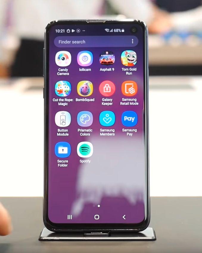 Samsung Galaxy S10e recenzija