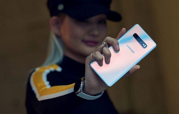 Samsung Galxy s10 5G