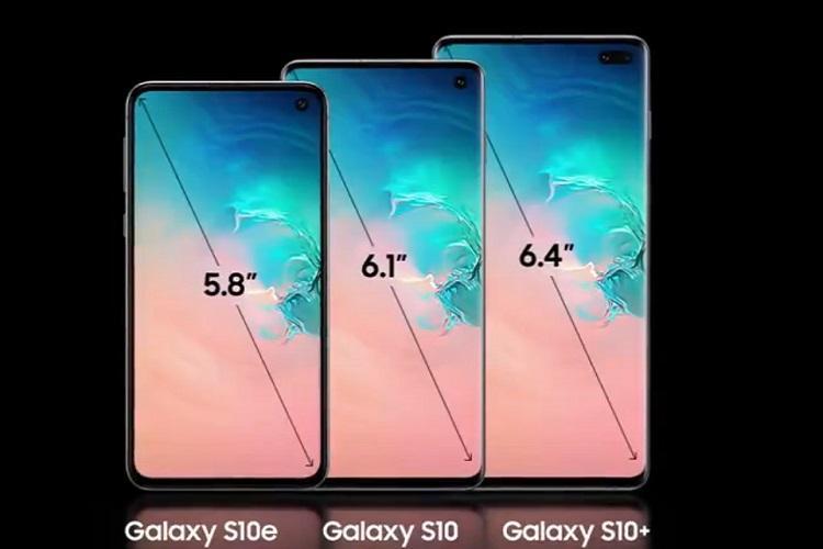 Samsung galaxy s10s