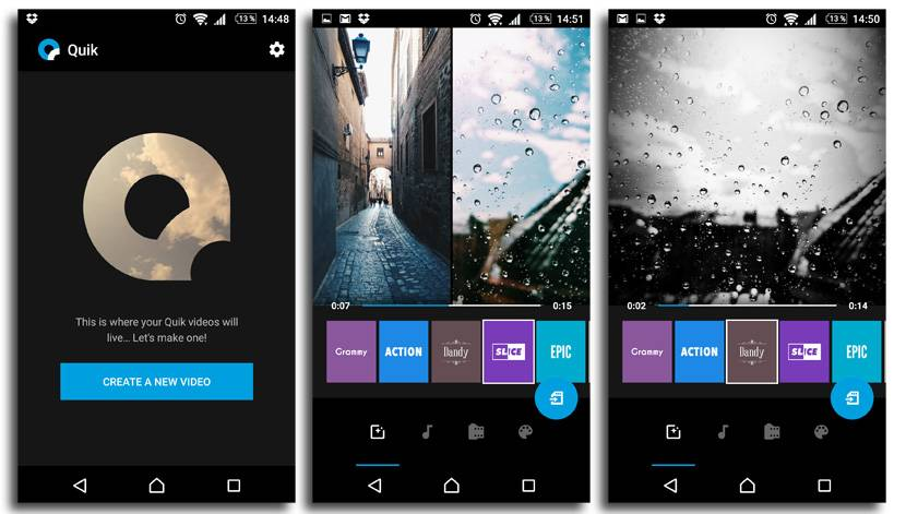 android video aplikacije