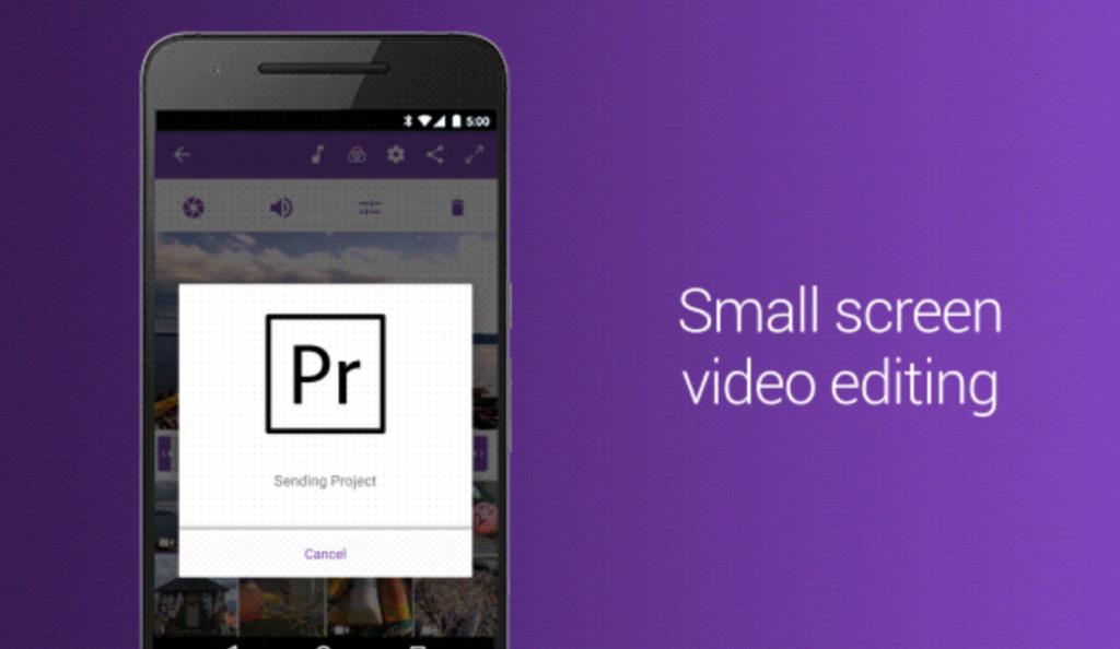aplikacije za uređivanje videa adobe app