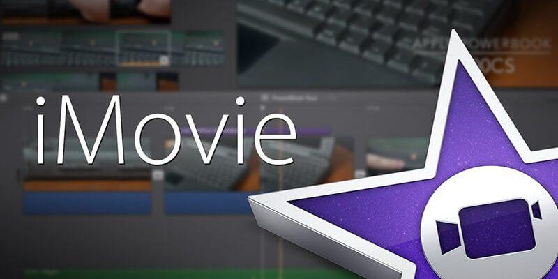 aplikacije za uređivanje videa imovie apliakcija