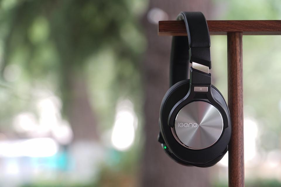 bluetooth slušalice za slušanje glazbe velike
