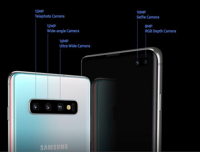 galaxy s10 kamera