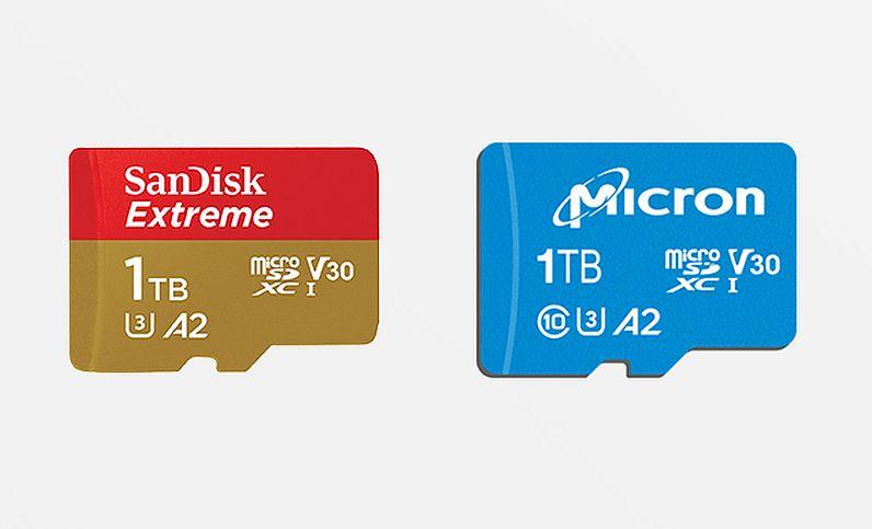 microSD kartica 1Tb