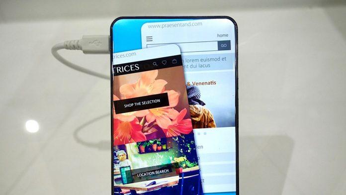 pametni telefon kamera ispod zaslona essential-ph-2