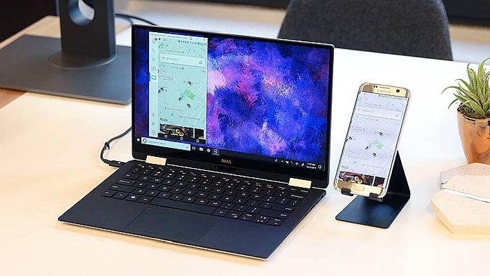 spajanje laptopa sa mobitelom