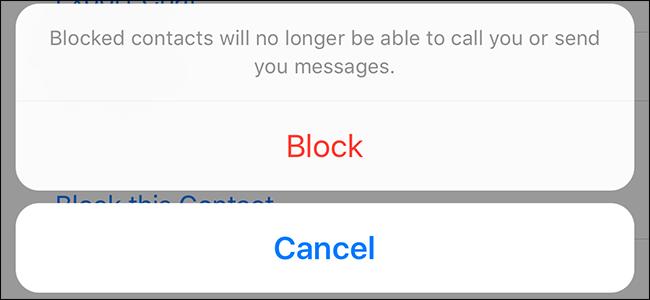 whatsapp block user