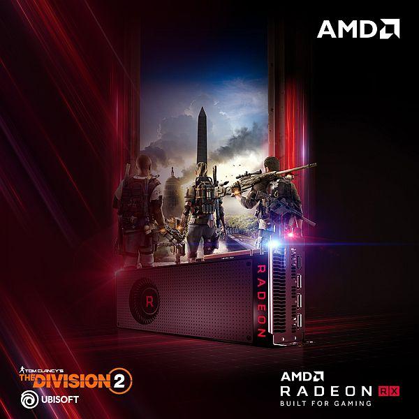 AMD Division 2