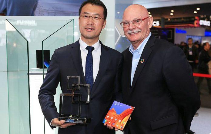 Huawei Mate X nagrada