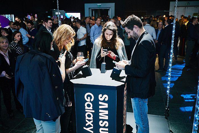Predstavljanje nove Samsung Galaxy S10 linije u Zagrebu (4)