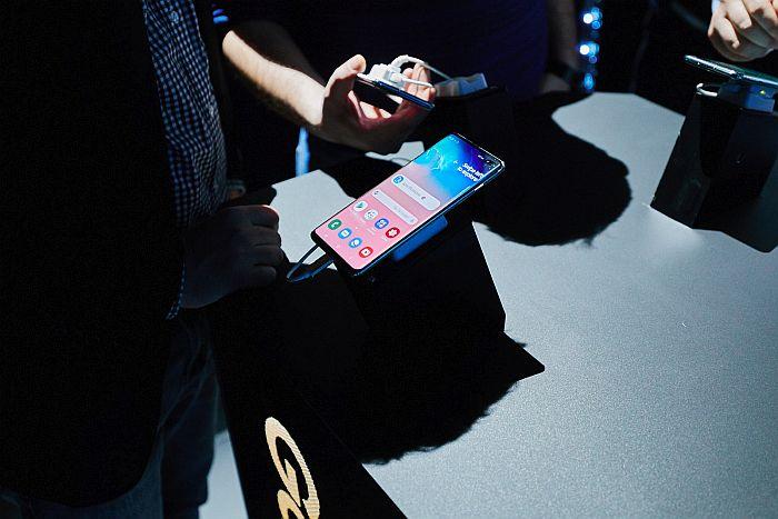 Predstavljanje nove Samsung Galaxy S10 linije u Zagrebu