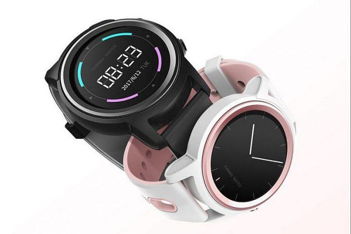 Xiaomi-Yunmai-smartwatch